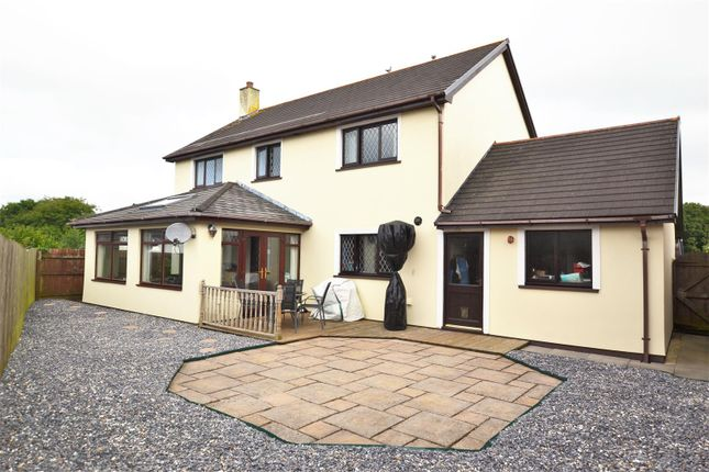 Thumbnail Detached house for sale in Cooksyeat View, Kilgetty