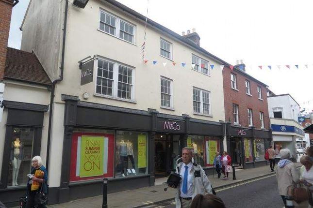 Thumbnail Retail premises for sale in 7-9 The Hundred, 7-9 The Hundred, Romsey