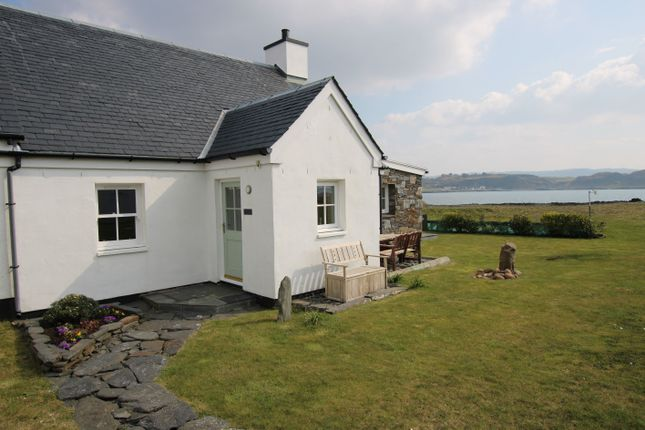 Thumbnail End terrace house for sale in 65 Easdale Island, By Oban