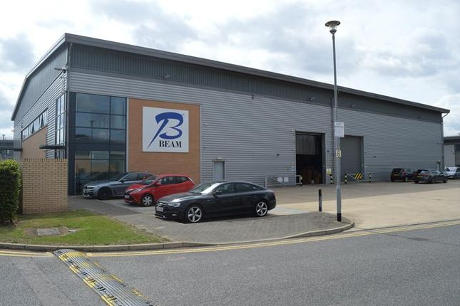 Thumbnail Light industrial for sale in Buckingway Business Park, Swavesey, Cambridgeshire