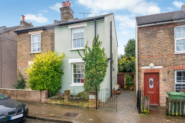 Thumbnail Semi-detached house for sale in Recreation Road, Bromley
