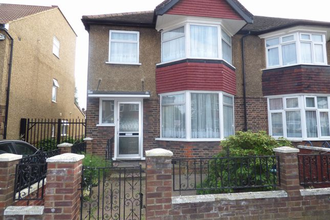 Thumbnail End terrace house to rent in Court Way, Acton