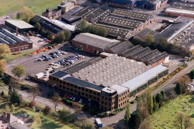 Thumbnail Light industrial for sale in Freehold, Gibbs Amphibeans, Avenue Road, Nuneaton