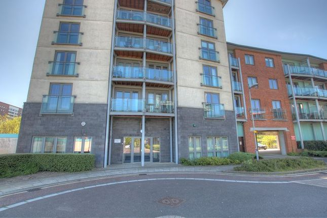 Thumbnail Flat for sale in Willbrook House, Worsdell Drive, Ochre Yards, Gateshead
