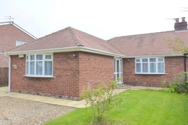 Thumbnail Semi-detached bungalow to rent in Heygarth Road, Eastham, Wirral