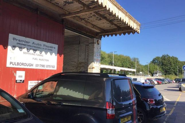 Retail premises for sale in Station Approach Industrial Estate, Pulborough