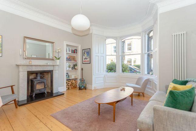 Thumbnail Flat for sale in 27 Almondbank Terrace, Edinburgh