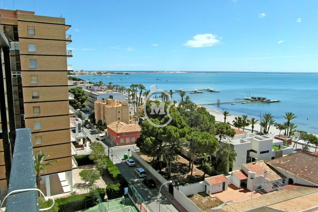 Thumbnail Apartment for sale in Beach, Santiago De La Ribera, Murcia, Spain