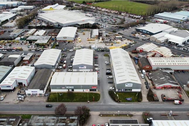 Thumbnail Industrial to let in Chester Trade Park, Bumpers Lane, Chester