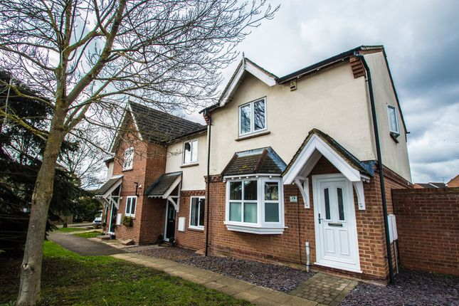 Thumbnail End terrace house to rent in Cublands, Hertford
