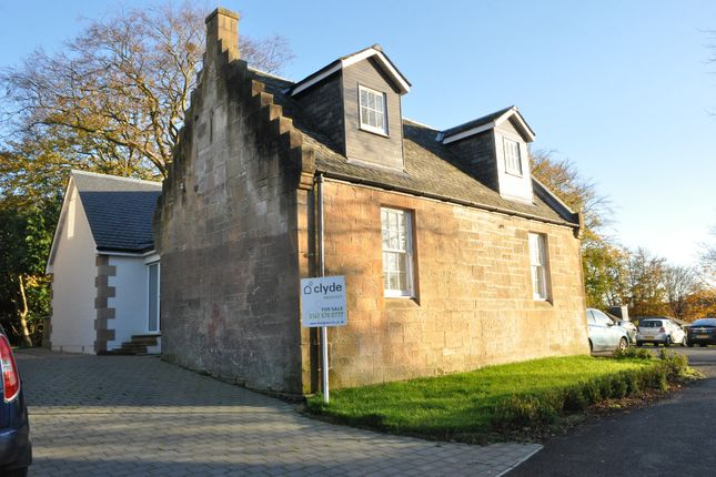 Thumbnail Detached house for sale in Hilton Court, Hilton Road, Bishopbriggs, Glasgow