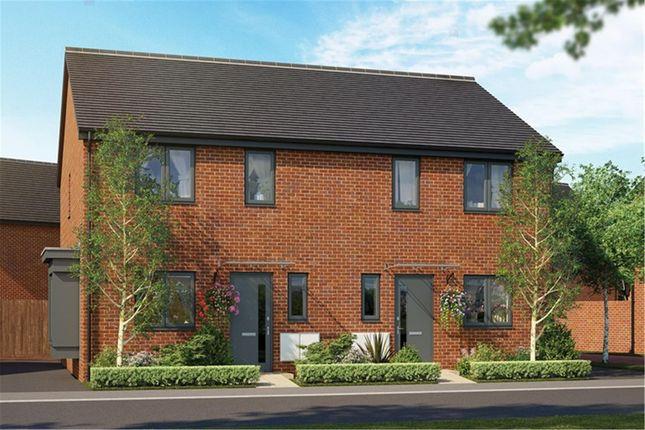 Thumbnail Terraced house for sale in Plot 36 The Shaldon, Malvern Chase, Bredon Road, Tewkesbury, Gloucestershire
