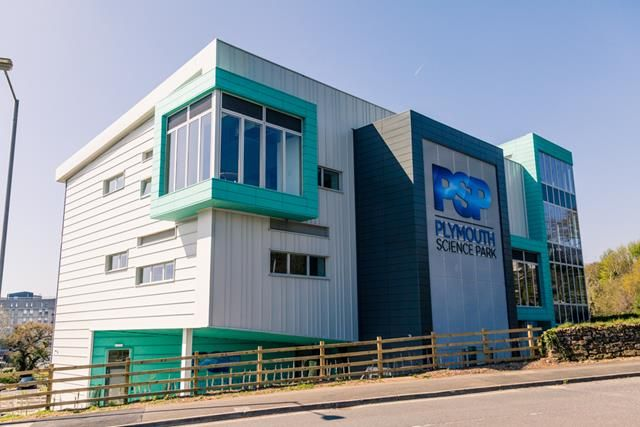 Office to let in Plymouth Science Park, 1 Davy Road, Plymouth, Devon