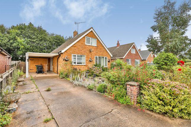 Thumbnail Detached bungalow for sale in Heath Rise, Fakenham