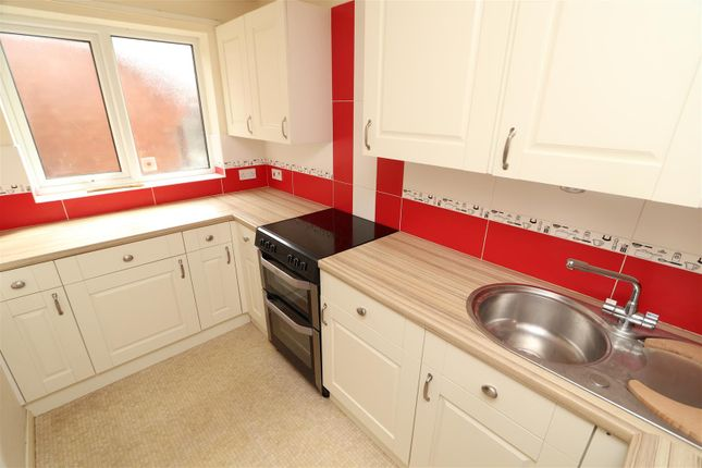 Kitchen of Ladywell Close, Stretton, Burton-On-Trent DE13