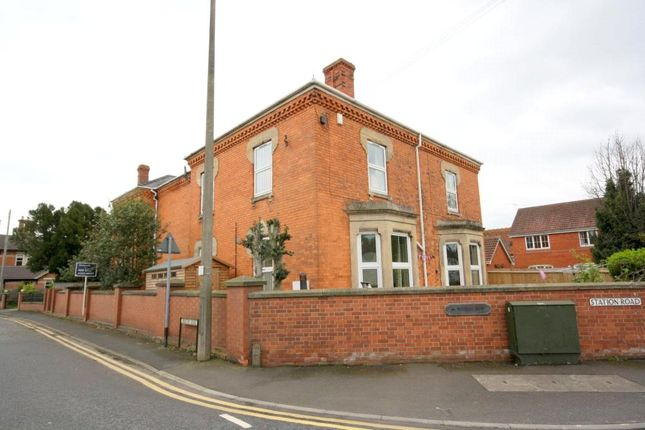Thumbnail Terraced house to rent in Wellington House, Station Road, Heckington, Sleaford