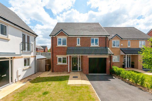 Thumbnail Detached house for sale in Madeley Drive, St Helens