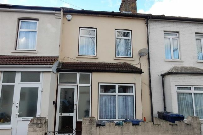 Thumbnail Terraced house for sale in Adelaide Road, Southall, Middlesex