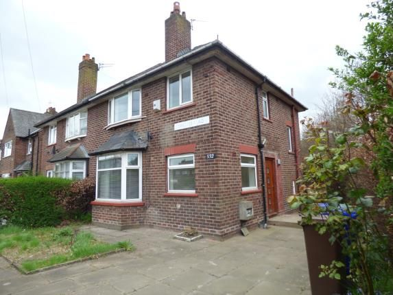 Thumbnail Semi-detached house for sale in Princess Road, Manchester, Greater Manchester