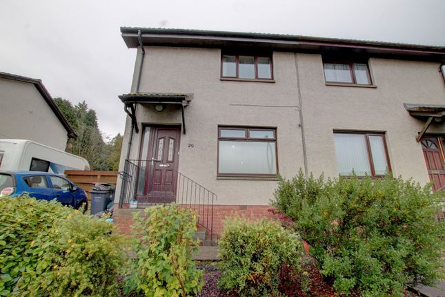 2 bed semi-detached house for sale in Birnam Place, Dundee, Angus, . DD2