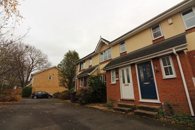 Thumbnail Terraced house to rent in Dickens Close, Caversham, Reading