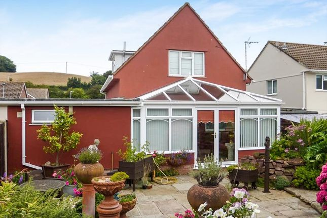 2 bed link-detached house for sale in Castle Mead, Washford, Watchet