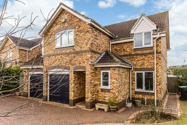 Thumbnail Detached house for sale in Meadowbrook, Ancaster, Grantham