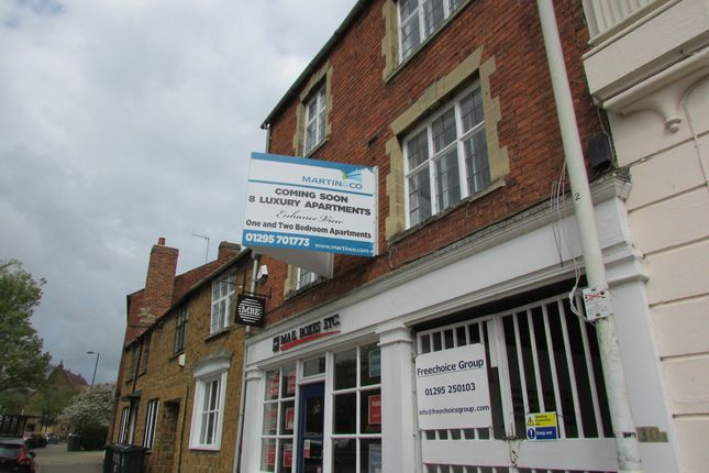 Thumbnail Flat to rent in Banbury