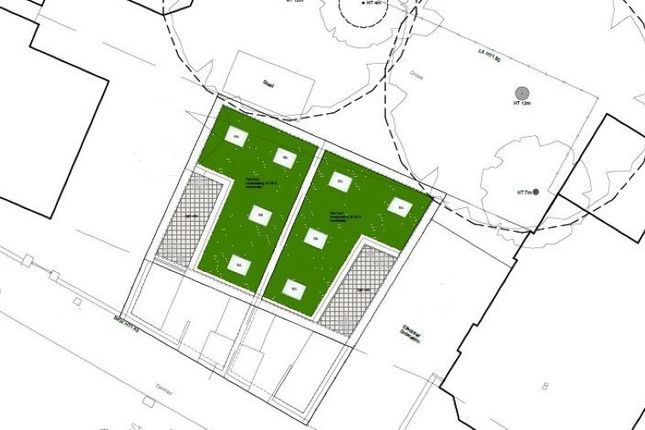 Thumbnail Land for sale in 44 Kidderminster Road, Croydon, Surrey