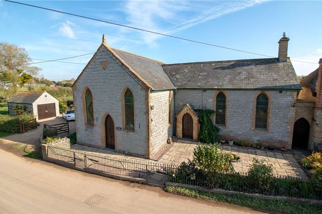 Thumbnail Link-detached house for sale in Church Road, Ilton, Somerset