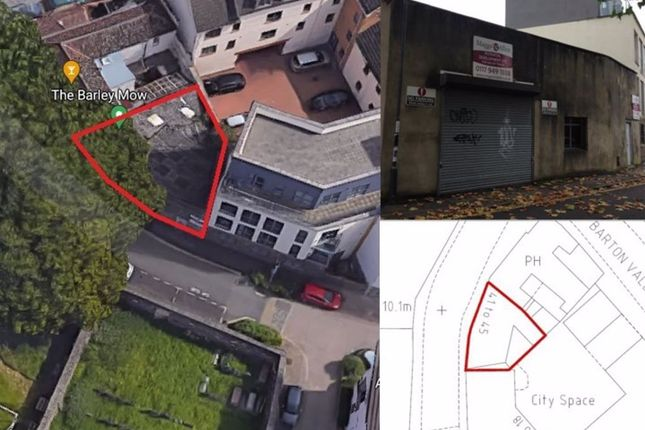 Thumbnail Commercial property for sale in Barton Road, St Philips, Bristol