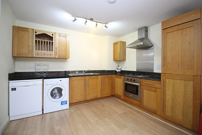 Kitchen of City Heights, Loughborough LE11