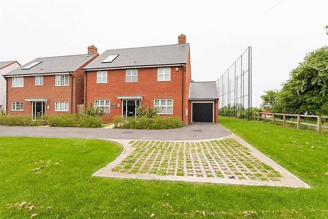 Thumbnail Detached house for sale in Wheeler Place, Buckingham