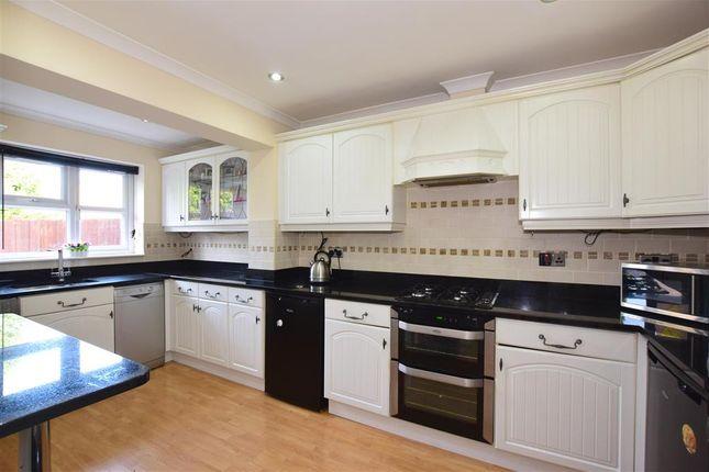 Thumbnail End terrace house for sale in Stoney Bank, Gillingham, Kent