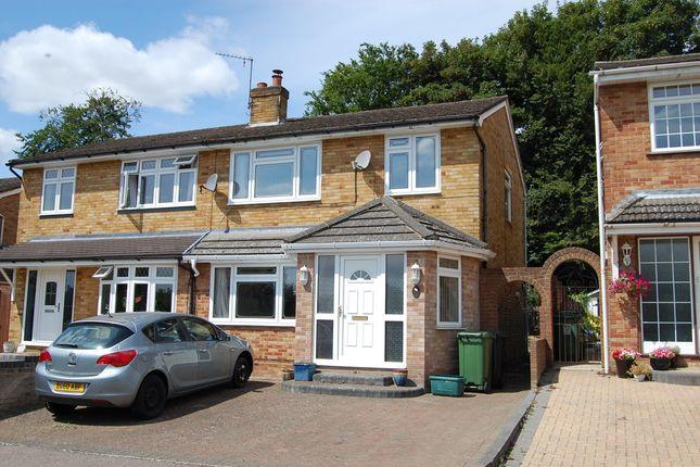 Thumbnail Semi-detached house to rent in Neptune Drive, Hemel Hempstead