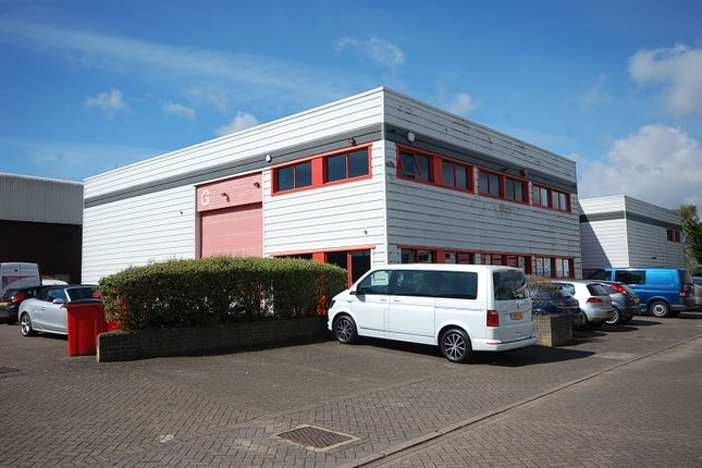 Thumbnail Warehouse for sale in Castle Industrial Park, Newbury