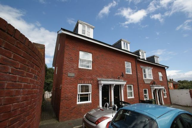 Thumbnail End terrace house to rent in Sivell Place, Heavitree, Exeter