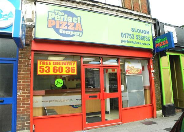 Commercial property for sale in Highstreet, Perfect Pizza, Slough