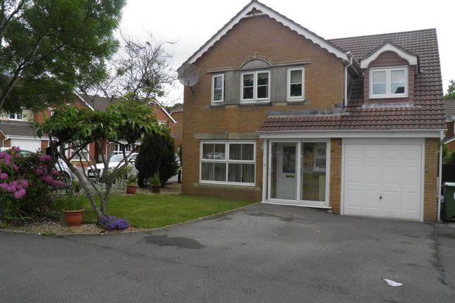 Thumbnail Property to rent in Clos Ynysddu, Pontyclun