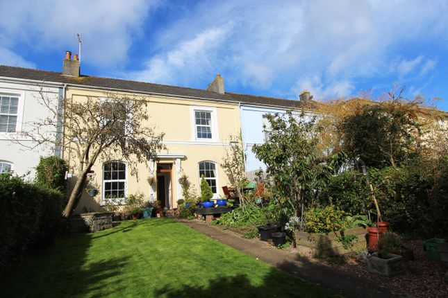 Thumbnail Terraced house for sale in St James Road, Torpoint, Cornwall