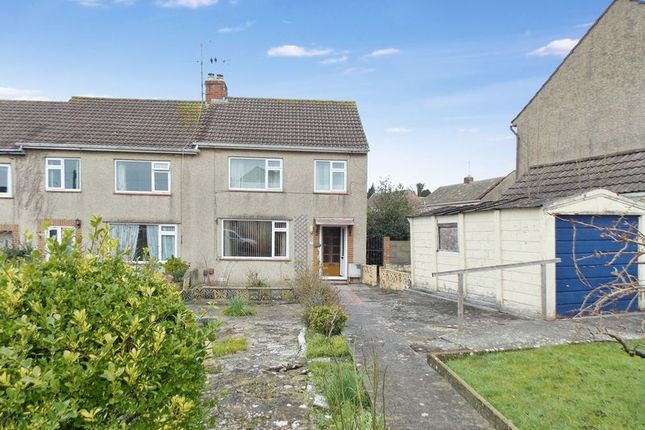 3 bed end terrace house for sale in Lewis Crescent, Frome