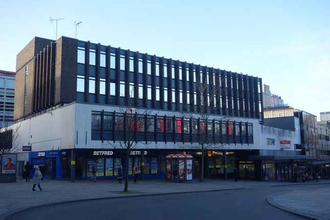 Thumbnail Office to let in 8 Ironmonger Row, Coventry, West Midlands
