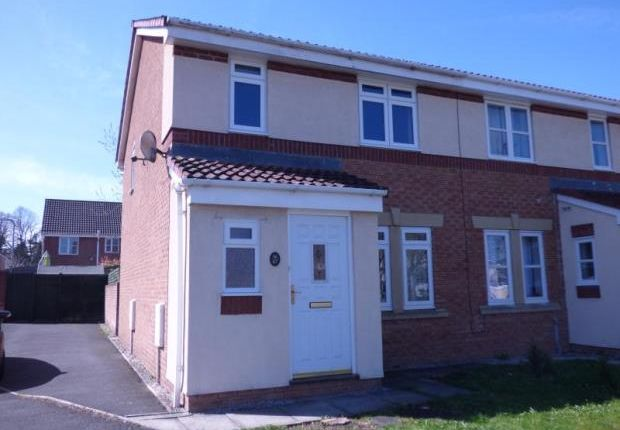Thumbnail Semi-detached house to rent in Valley Drive, Carlisle