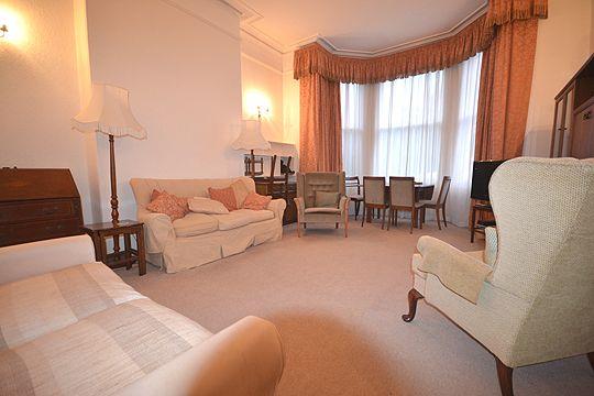 1 bedroom flat for sale in Denmark Road, St Leonards, Exeter
