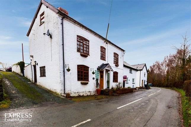 Thumbnail Semi-detached house for sale in High Street, Llanfair Caereinion, Welshpool, Powys