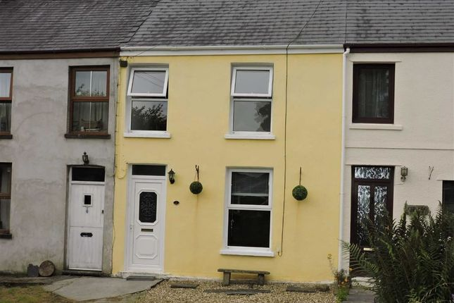 Thumbnail Terraced house for sale in Cilrhedyn Cottages, Capel Seion Road, Pontyberem