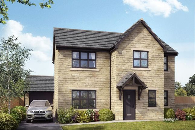Thumbnail Detached house for sale in 'the Warwick' (Plot 1), Sycamore Walk, Clitheroe