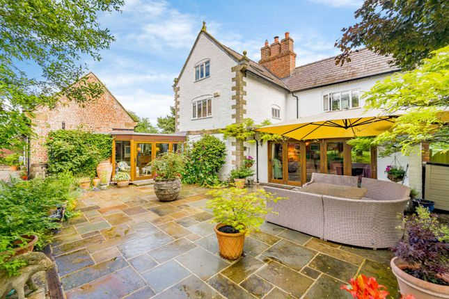 Thumbnail Detached house for sale in Bolesworth Road, Tattenhall, Chester