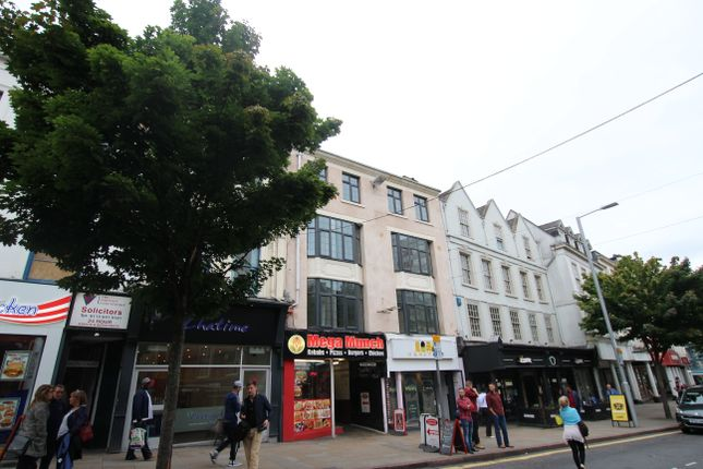 Thumbnail Flat to rent in Long Row, Nottingham
