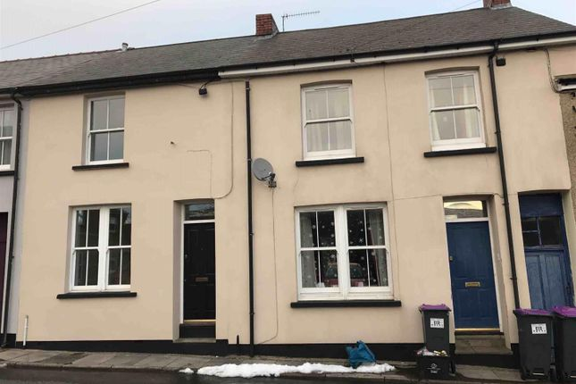 Thumbnail Terraced house for sale in Vincent Street, Pontypool, Gwent